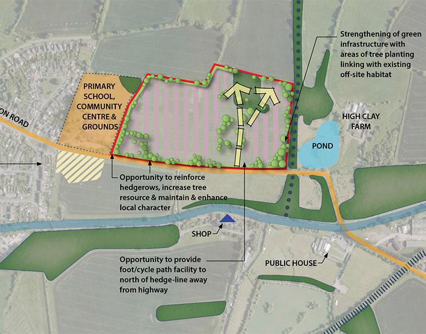 Strategic Land - Long Itchington - Image 1