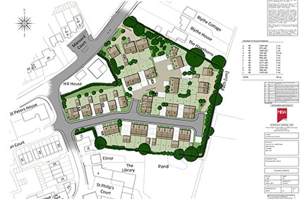 Coleshill Planning Permission Granted