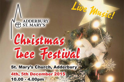 Rosconn - Adderbury Christmas Tree Festival