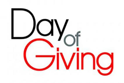 News - day of Giving
