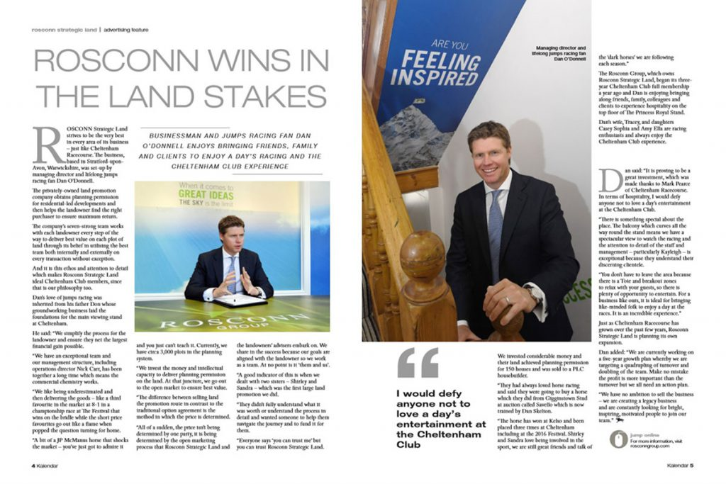 News - Group - Featured in Kalendar Magazine