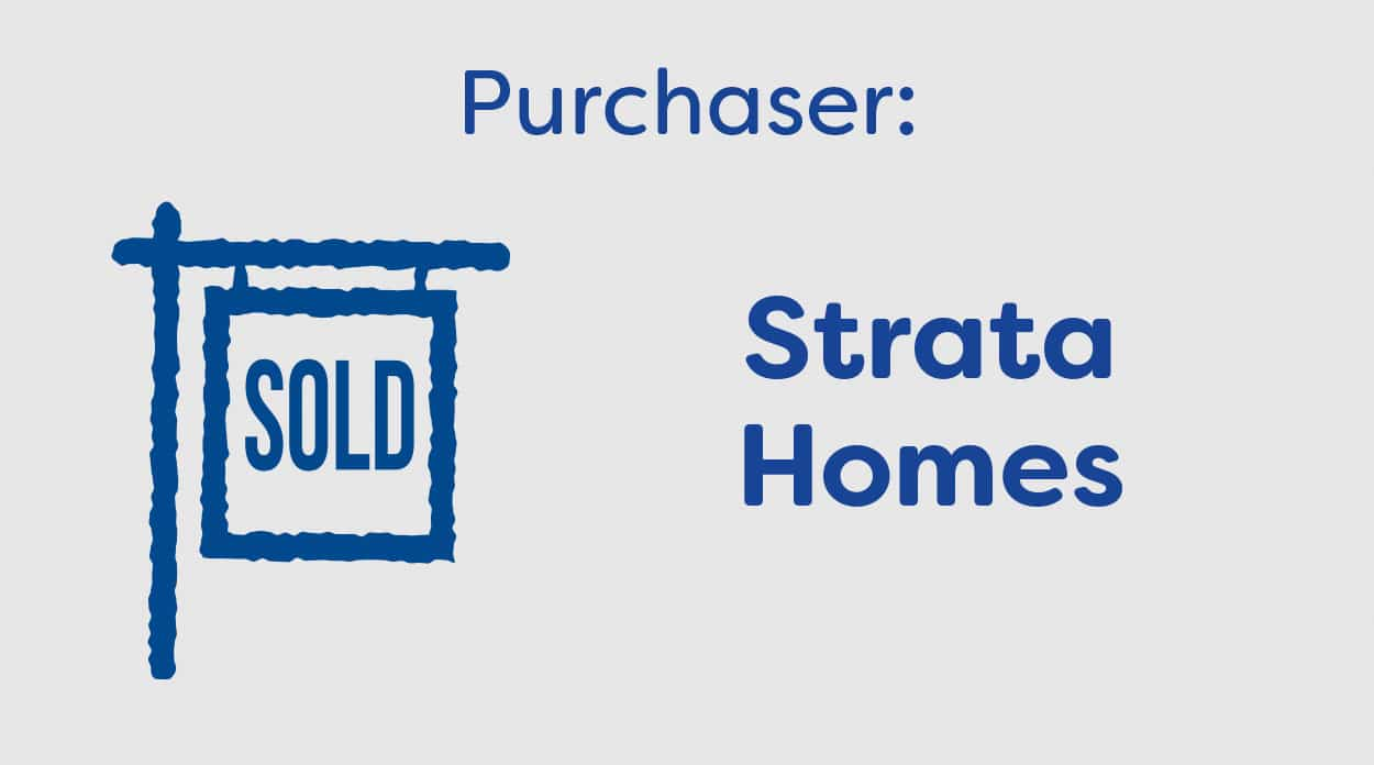 Case Studies - Shepshed - Purchaser
