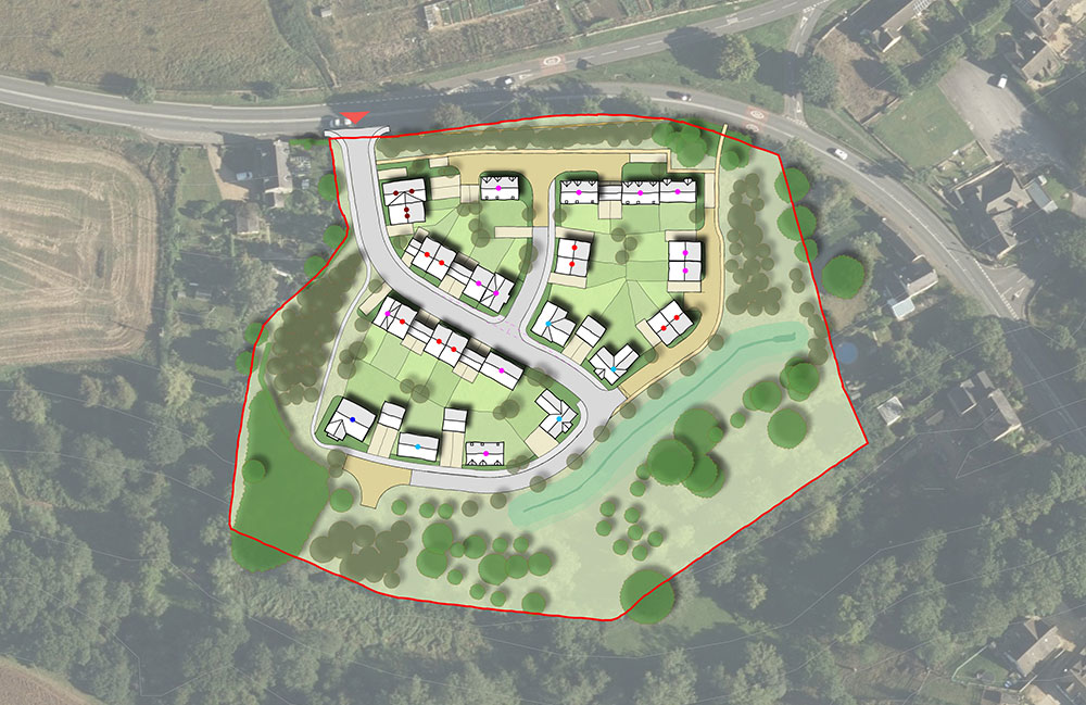 Rosconn Strategic Land Enstone