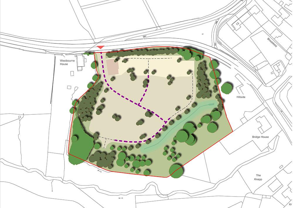 Rosconn Strategic Land - Enstone Plan 3