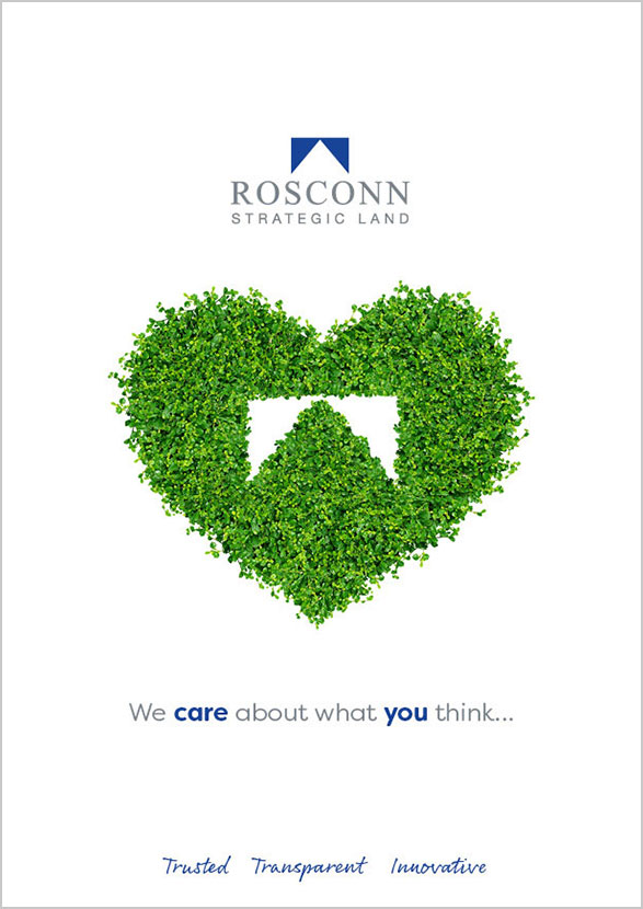 Rosconn Testimonial Brochure Cover