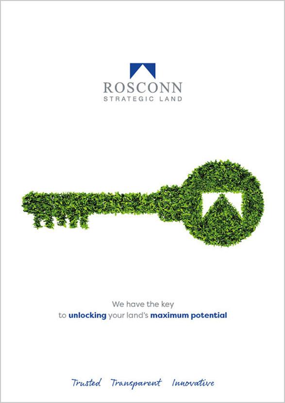 Rosconn Strategic Land Brochure Cover
