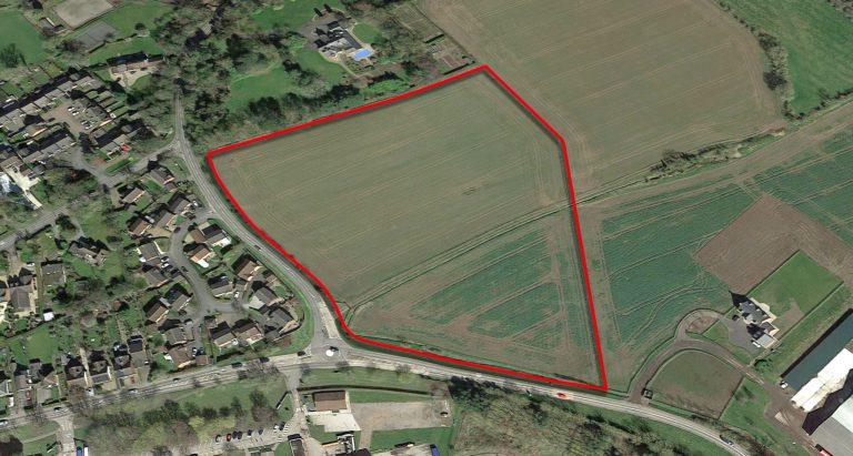 Strategic Land Desford redline
