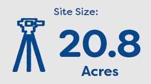 Rosconn Strategic Land Case Study Bidford on Avon Size