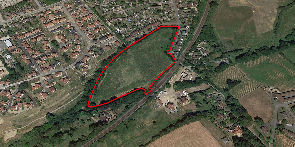 Rosconn Strategic Land Case Study Elsenham-redline