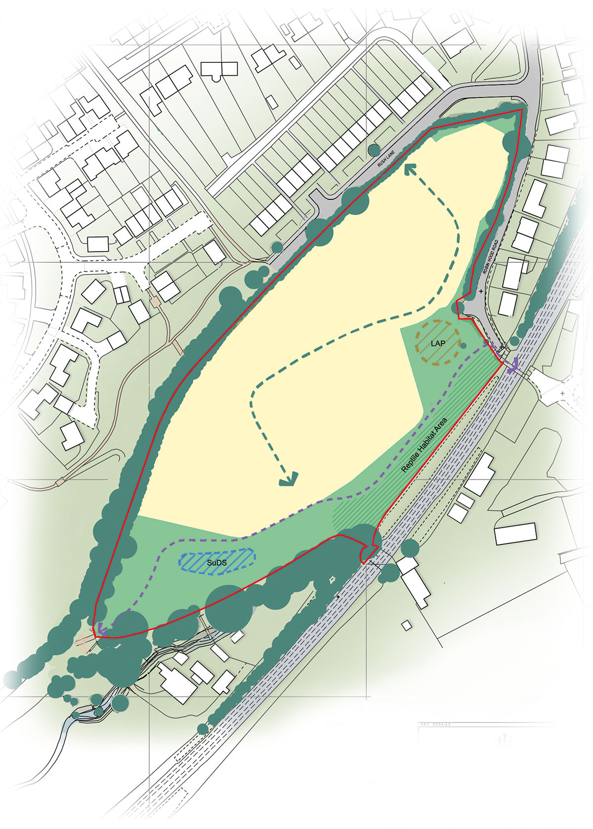 Case Study Elsenham Plan