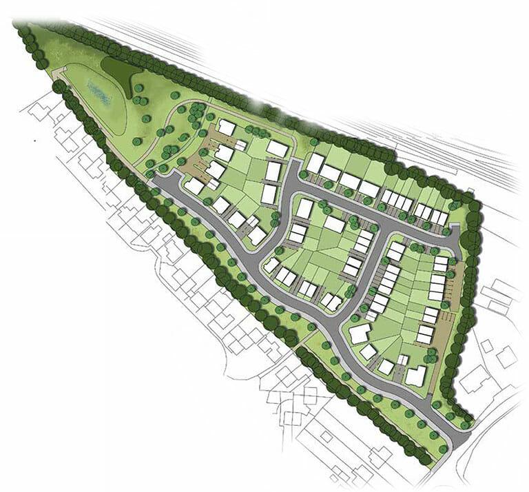 Honeybourne Plan 4