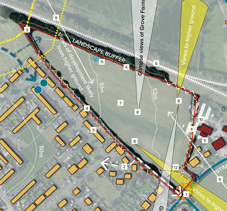 Honeybourne Plan 5