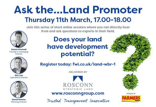 Rosconn Farmer Weekly Webinar