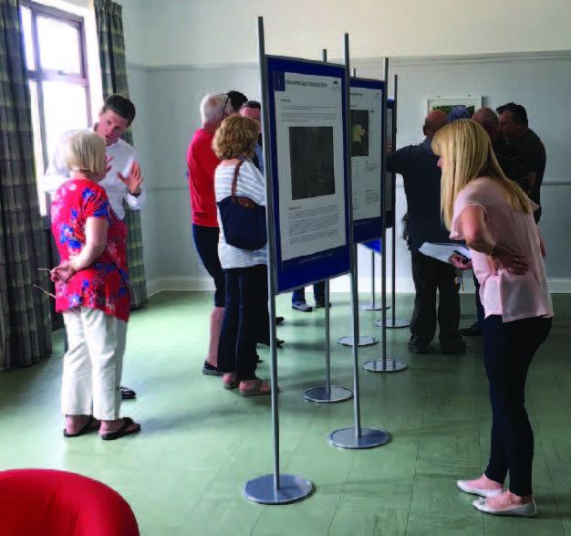 Langford Design & Access Public Consultation