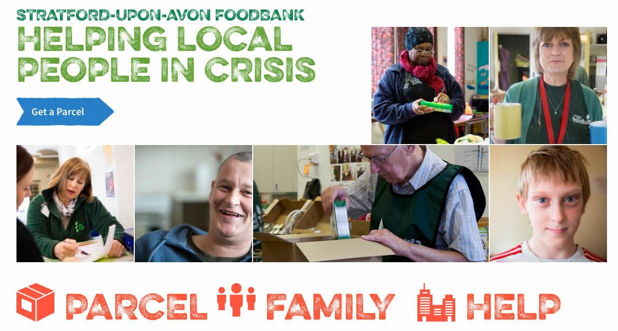 Foodbank Web header